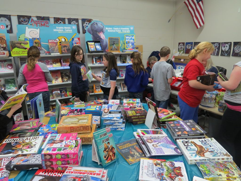 2014 Book Fair